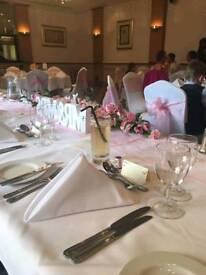 Spandex wedding chair covers