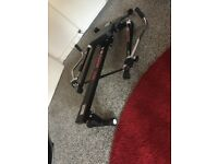 Body sculpture twin hydraulic rowing machine