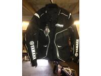 Yamaha enduro jacket brand new