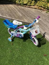 12inch Disney Frozen Bike