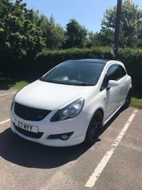 Corsa d limited edition low miles
