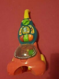 Vtech toy hoover