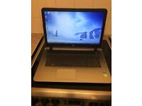 HP PAvilion wide screen 17 inch laptop for sale