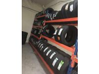 205-65-16c x1 new fully fitted continental tyre