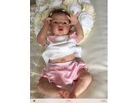 Reborn baby doll Esme