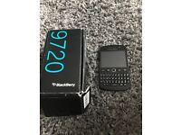 Blackberry 9720 unlocked