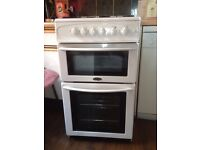 gas cooker with grill and oven good condition £60 07733035893