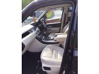 Range Rover sport, 3 litre diesel, Autobiography