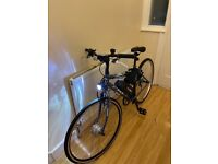Electric bike 36V with TWO 15Ah batteries 250W front motor