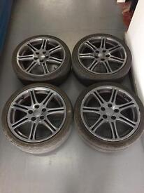 Honda Civic Type-R wheels w/tyres