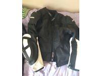 Motorbike Jacket , Leather like new
