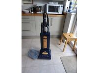 A Sebo automatic upright vacuum cleaner