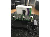 Xbox 360 with x2 controllers
