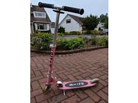 Pink Sprite Micro Scooter