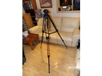 SONY VCT-1170 RM REMOTE CONTROL PROFESIONAL HIGH GRADE TRIPOD FOR ONLY £99