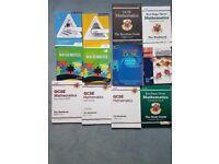 Maths GCSE and KS3 revision books