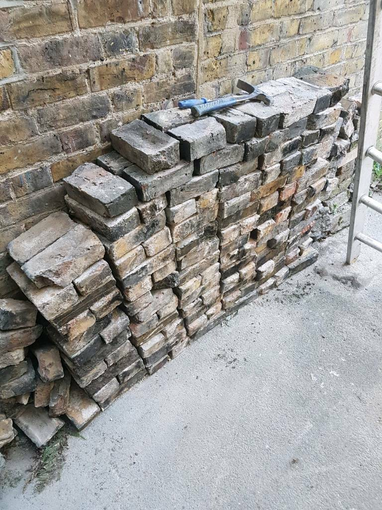 London yellow stock brick must go today