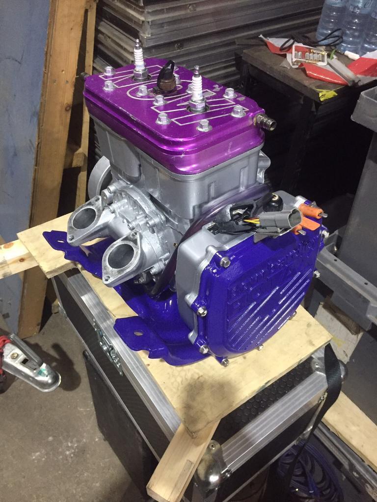 Seadoo 720 Engines Xp Sp Hx Gti Gtx