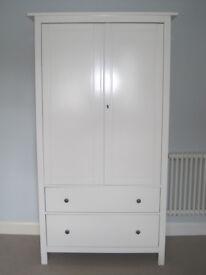 Ikea Hemnes Wardrobe - Excellent condition