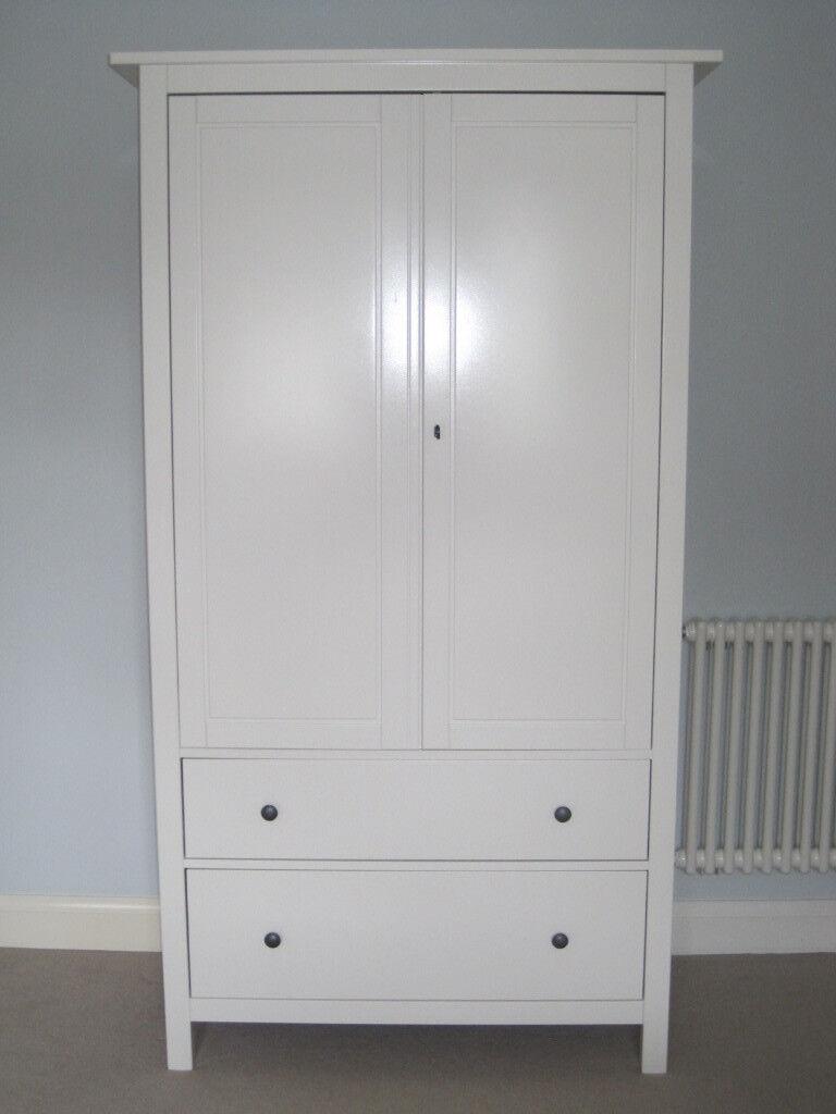Ikea Hemnes Wardrobe Excellent Condition In Rochester