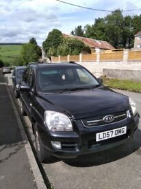Kia Sportage 2007 (please read description)