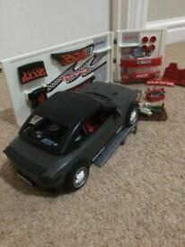 Playmobil Tuning car with sounds