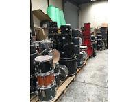 Drum kits clearance DW, Craviotto, Yamaha, Pearl, Premier, Mapex, Natal, Dunnett, Tama, Gretsch
