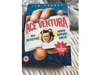 Ace Ventura dvds