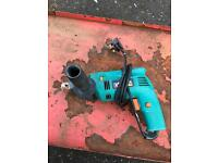 Black spur drill