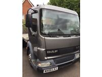 2005 Daf Lf recovery truck
