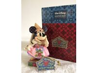 """Disney Traditions Minnie Mouse """"Demure And Sweet"""""""