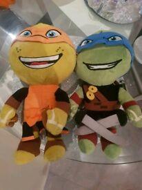 Ninja Turtle Teddys