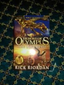 Heroes of Olympus-the lost hero