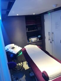 TWO TREATMENT / MASSAGE / THERAPY ROOMS AVAILABLE FOR RENT