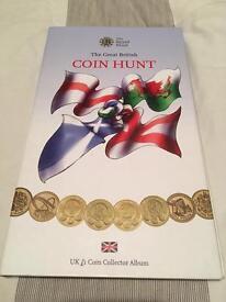 Royal Mint £1 Coin Collectors Album