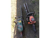 Chain saw and hedge cutter tanaka repairs