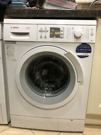 BOSCH LOGIXX 8 VARIOPERFECT WASHING MACHINE