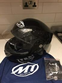 MT crash helmet