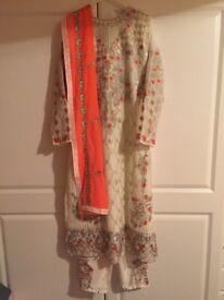 Asian dress size 8