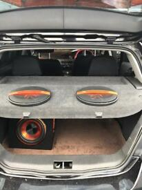CAR AUDIO INSTALLS