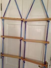 Rope ladders x2