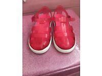 Cerise Pink Igors Size 29 UK11