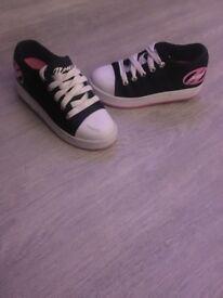 Girls Heelys size 1 rrp £49
