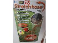 75ft stretch garden hose