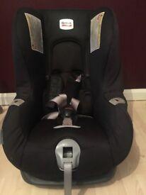 Graco black baby car seat 0-18 kg