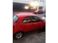 Ford KA Red
