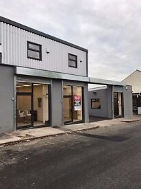 ONE UNIT LEFT - Birmingham Office space, show room, private study