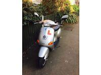 FOR SALE VESPA ET2 50cc GREAT RUNNER £550