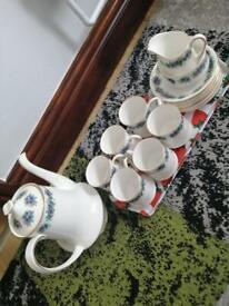 Tea set for 6