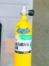 Faber 3 litre pony cylinder